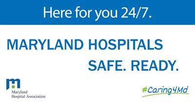 Here for you 24/7 - Safe, Ready, Waiting